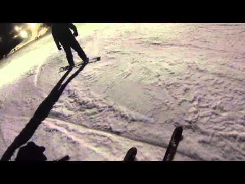 Snowboarding at Cypress