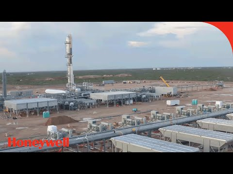 ​International Modular Gas Processing | Honeywell