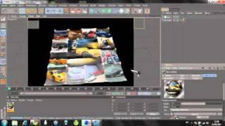 tutorial cinema 4d hacer relieve con fotos