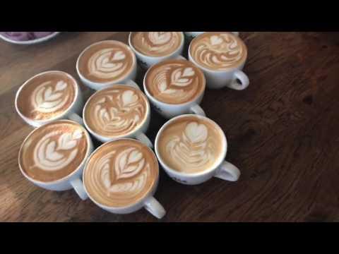 Latte Art Live