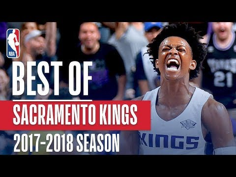 Best Of Sacramento Kings | 2018 NBA Season