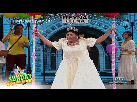 Sunday PinaSaya: The Reyna Elena