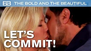 The Bold and the Beautiful / Bill Asks Brooke A Special Question...