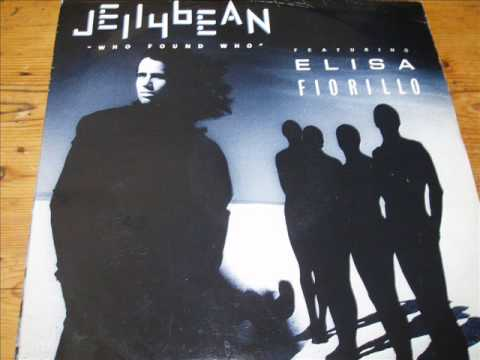 Jellybean Who Found Who Extended Club Mix