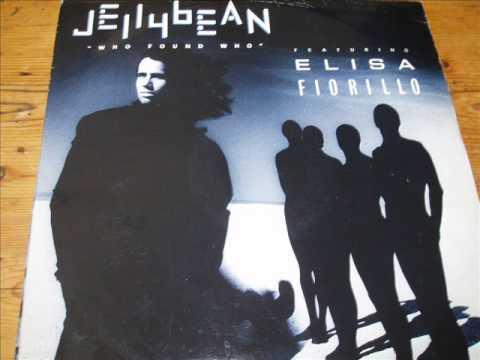 Jellybean Featuring Elisa Fiorillo Who Found Who
