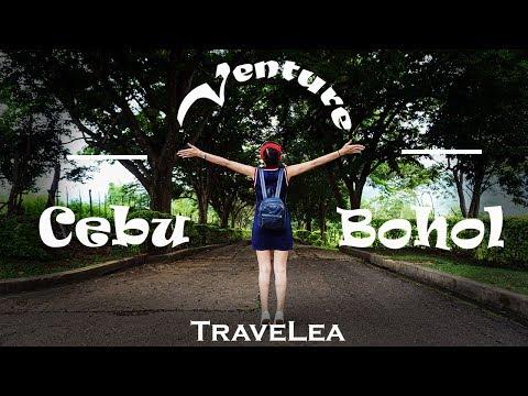 Ventures In Cebu And Bohol 2017 | Travelea