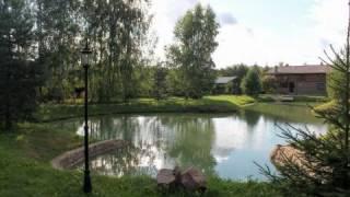 Деревянный коттедж на 20 человек в Рогачево(, 2017-01-25T10:01:14.000Z)