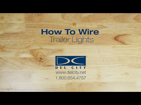 How To Wire  Lights