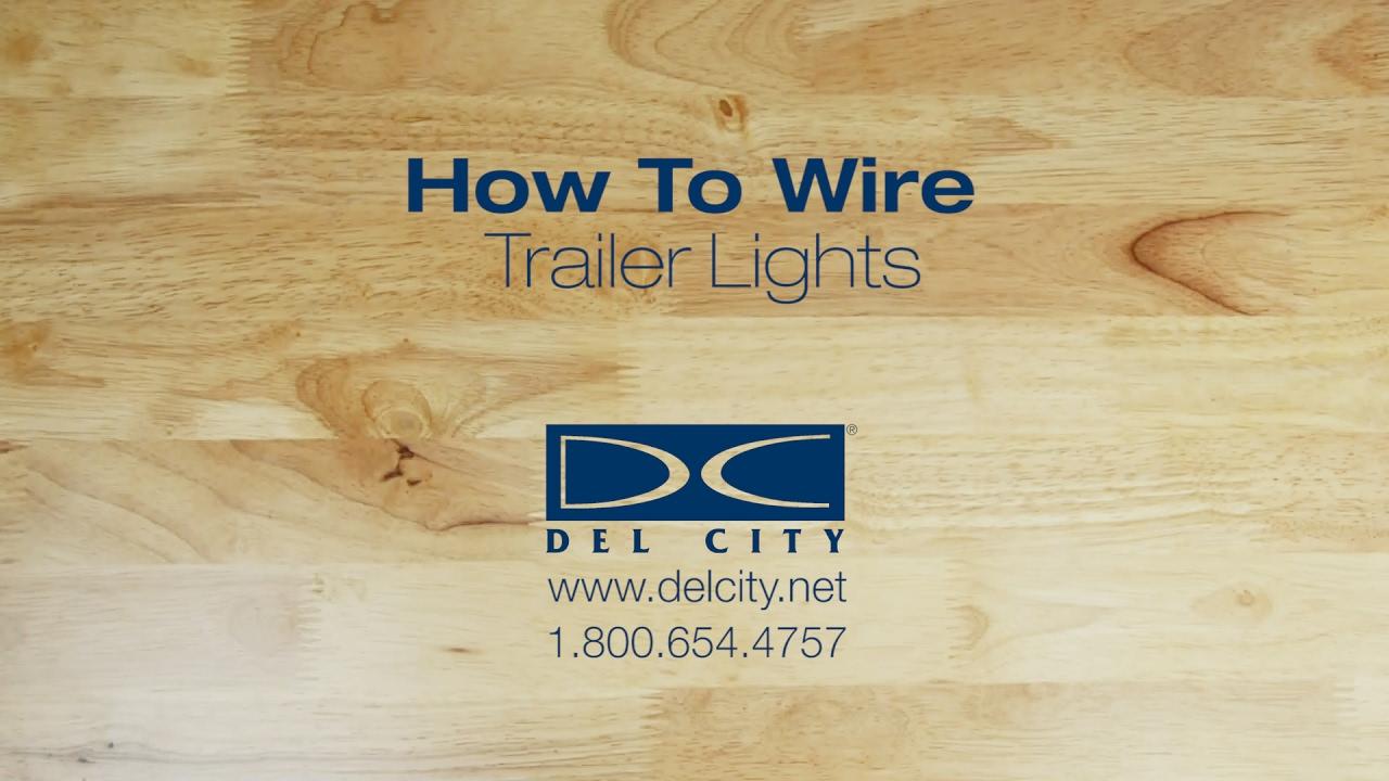 medium resolution of magnetic tow light wiring diagram
