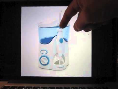 Waterpik and mold
