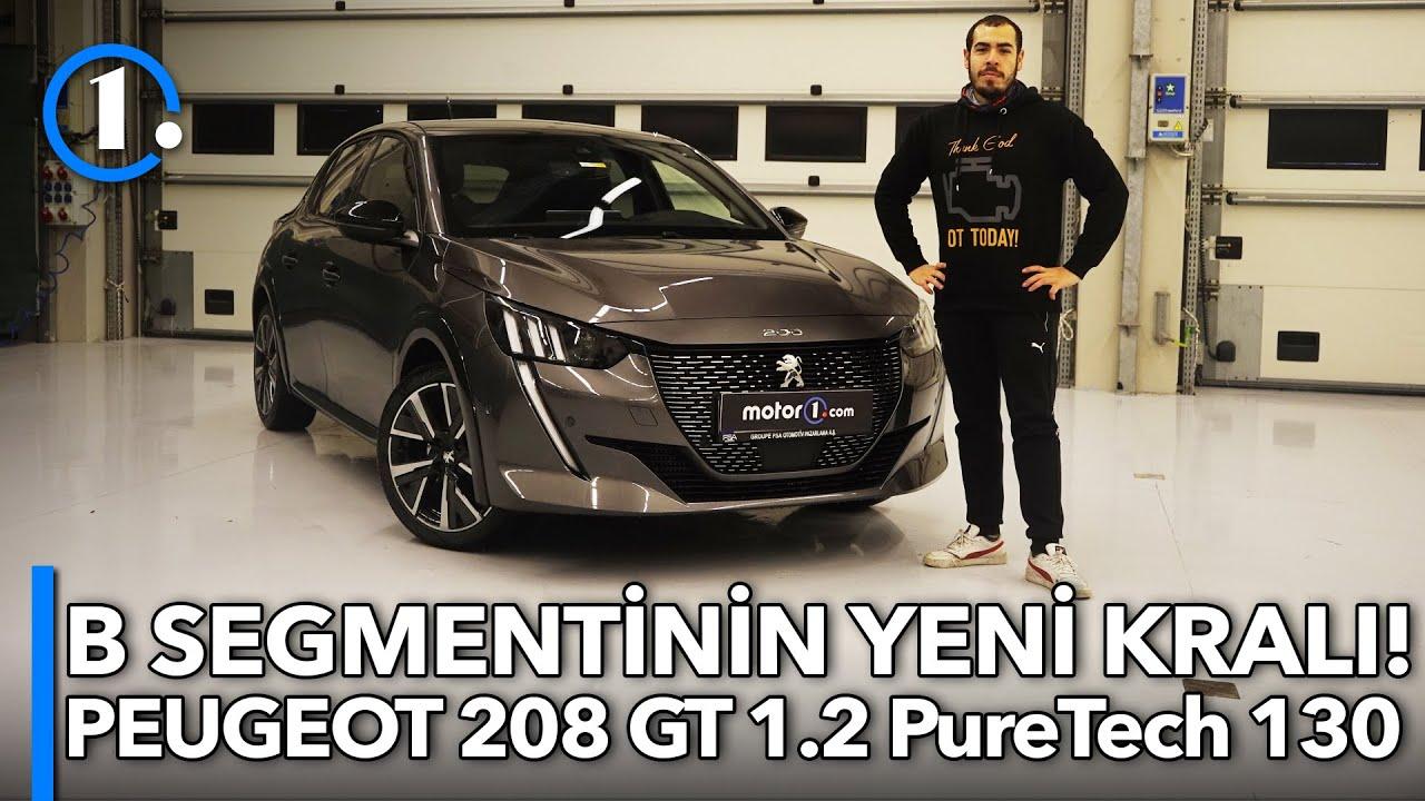 Peugeot 208 GT-Line 2019: Neuer Kleinwagen im Review, Test, Fahrbericht