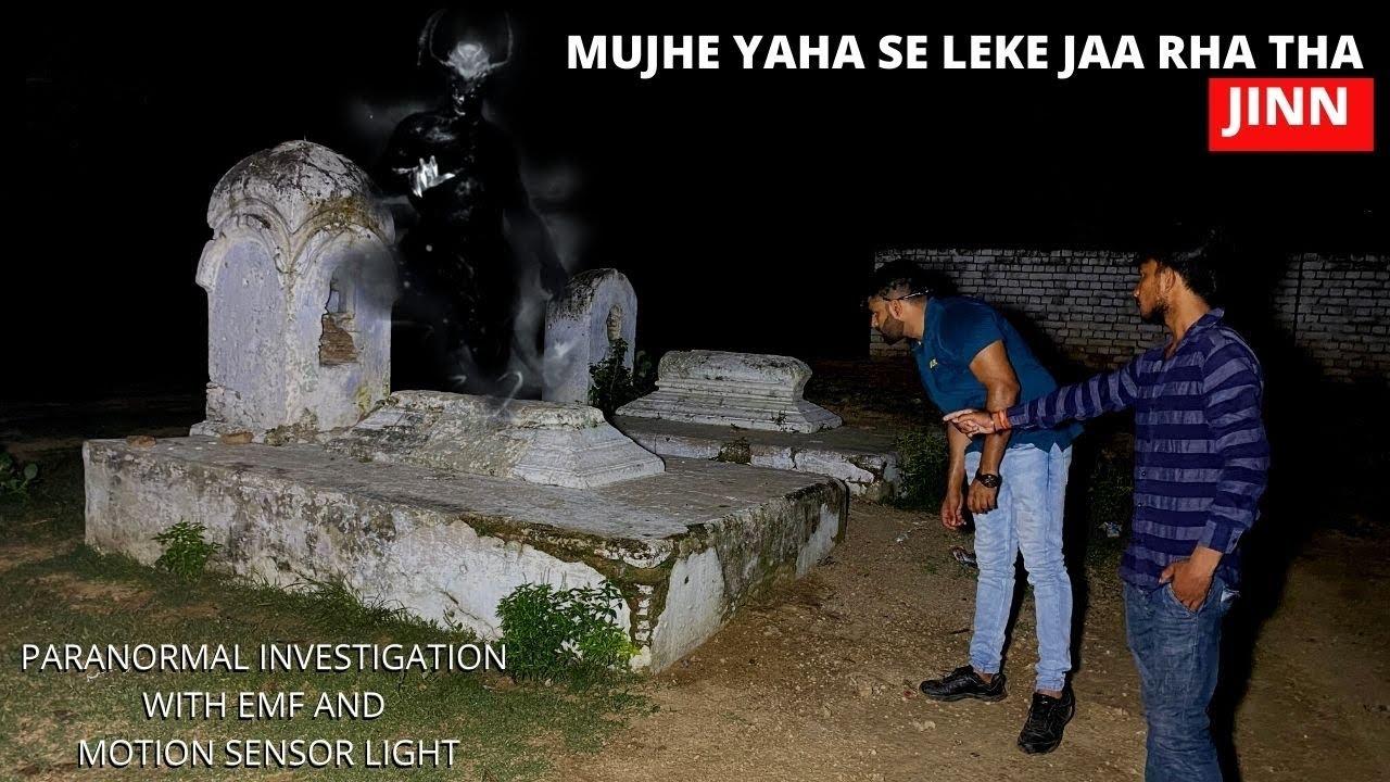 Mere Subscriber Ko leke jaa raha tha yaha se jinn 🧞♂️   Most Haunted Place