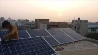 6KW SOLAR SYSTEM