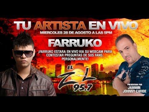 Farruko Live Video Chat