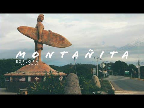 Ecuador Travel Vídeo : Montañita