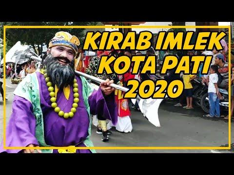 kirab-imlek-kota-pati-2020