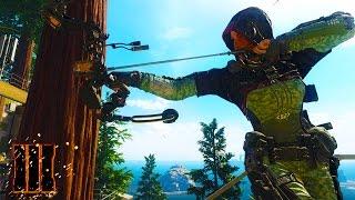 Black Ops 3 Multiplayer Domination Destruction