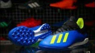 7cb27d43264d Reveiw Adidas X18.3 Tango chính hãng ...