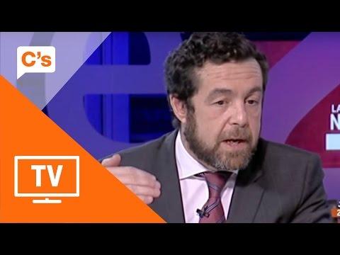 """Miguel Gutiérrez: """"C's ha llegado a la política de una forma leal y honesta"""""""