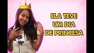 ELA TEVE UM DIA DE PRINCESA | Loving Couple