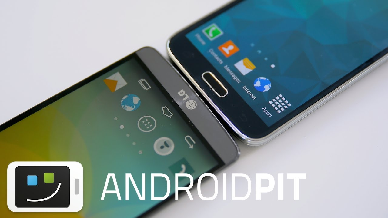 LG G3 vs Samsung Galaxy S5 : test comparatif complet