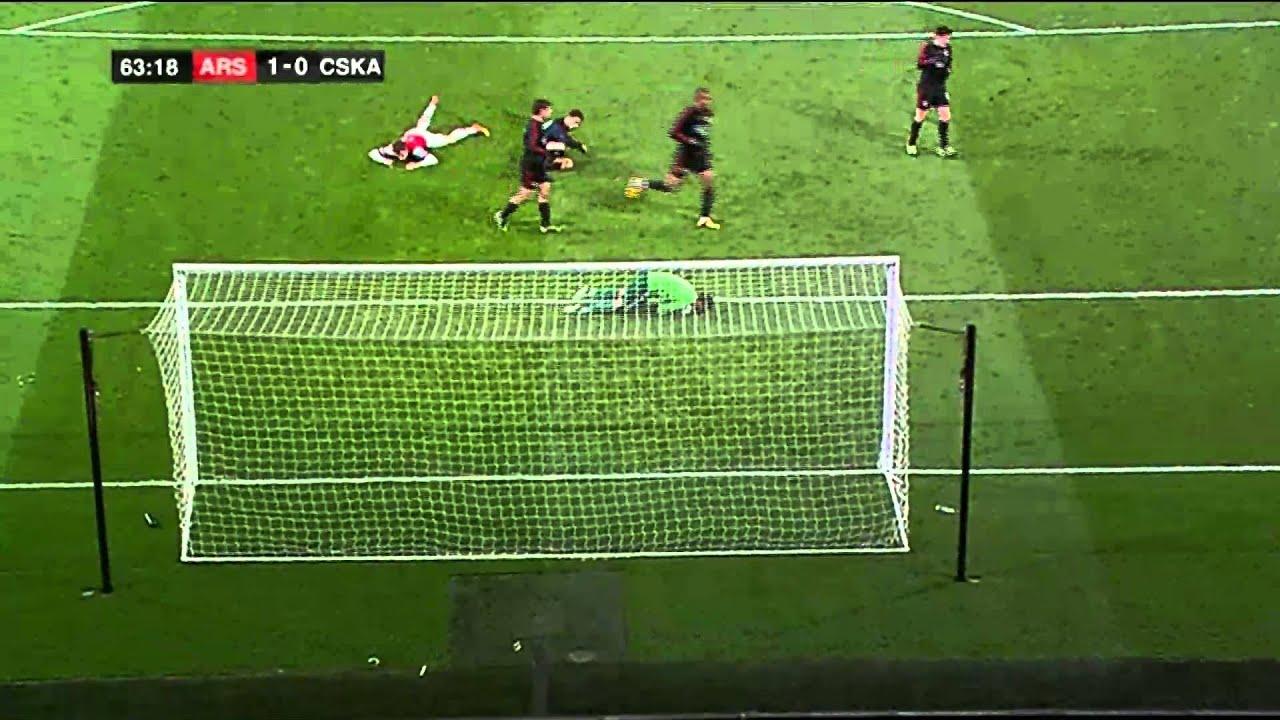 Nextgen Series Arsenal V Cska Moscow Highlights Feature