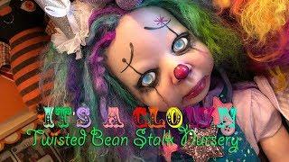 Meet Violet! *Twisted Bean Stalk Nursery Box Opening* Reborn CLOWN