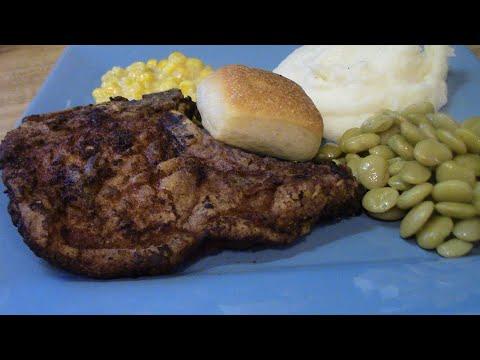 pan-fried-pork-chops-dipped-in-seasoned-flour