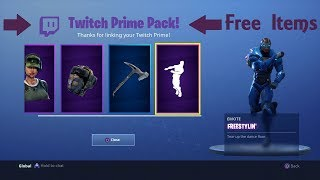 Fortnite Twitch Prime Pack # 2 : Fortnite Infinity Gauntlet Thanos Win Gameplay: Season 4 Gameplay