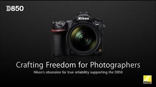 [1.91 MB] Nikon D850: True Reliability