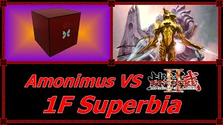 Amonimus VS Rengoku II: The Stairway to H.E.A.V.E.N (1F - Superbia)