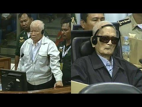 بعد 40 عاما.. إدانة مسؤولين سابقين بالخمير الحمر بتهمة الإبادة الجماعية…  - 09:54-2018 / 11 / 16