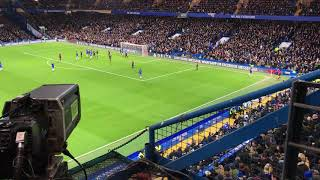 Marcos Alonso Headed Goal VS Brighton ( 26-12-2017 - Boxing Day )