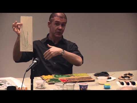 Japanese Woodblock Printing with Paul Binnie