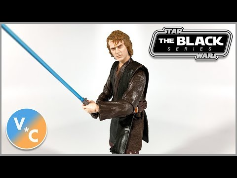 Star Wars The Black Series Archive Anakin Skywalker Review & Comparison