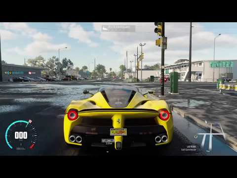The Crew Gameplay 2018 (PS4)