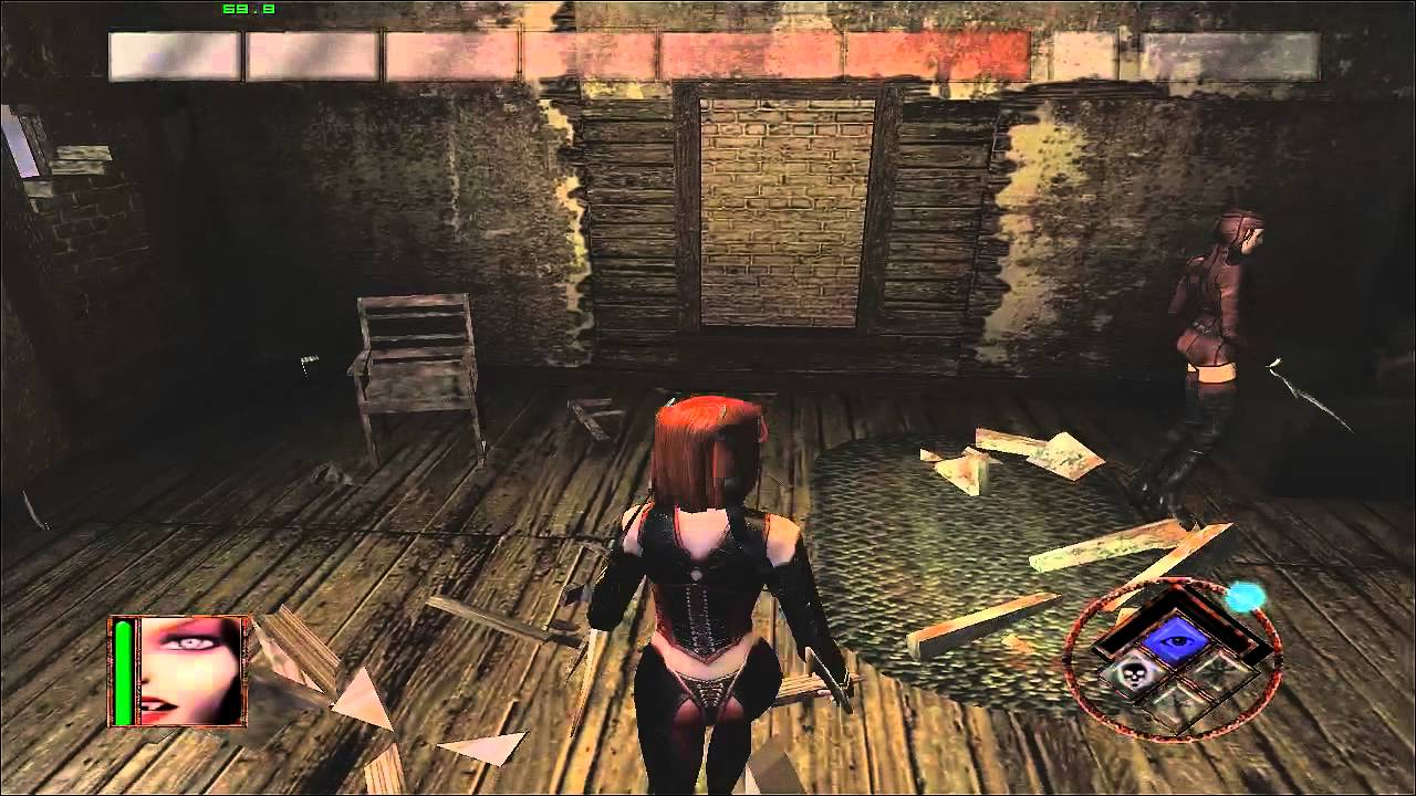 BloodRayne PC Gameplay Commentary [1/4] - YouTube