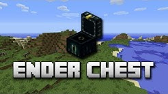 Minecraft - 1.3 Ender Chest Guide!