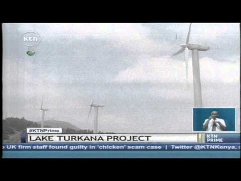 Lake Turkana Wind Power Project is set to be the largest wind power in Africa