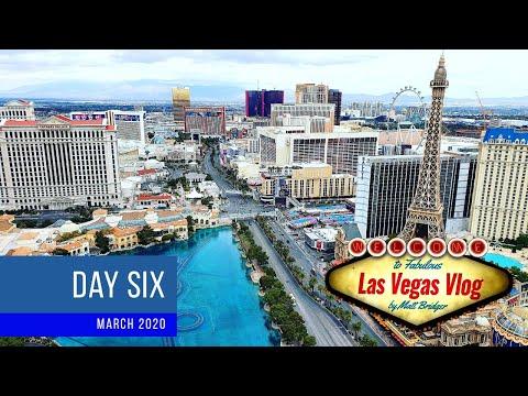 7 Days That Closed Las Vegas (11/03/20 - 17/03/20) Day Six