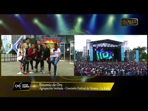 La música inolvidable del Binomio de Oro en el Gran Festival La Kalle