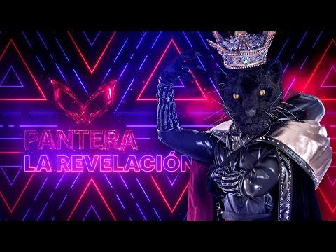 Revelación de Pantera | ¿Quién es la Máscara? 2020