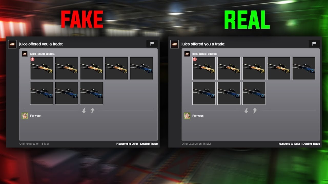 Was Ist Scamming Cs Go