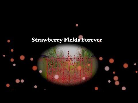 Strawberry Fields Forever - The Beatles karaoke cover