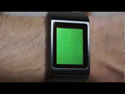 8a782c125a6 Kisai Optical Illusion Touch Screen LCD Watch Design From Tokyoflash Japan