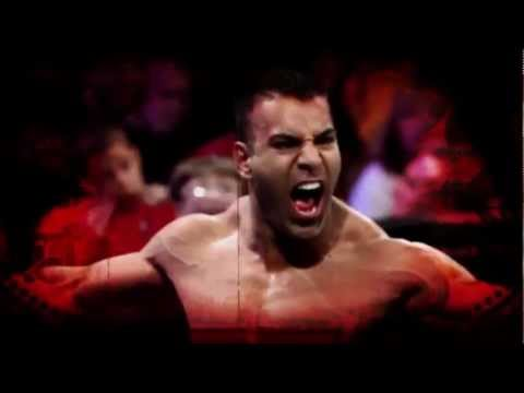 Jinder Mahal  Titantr And Theme Sg 2012 HDThree Man Band3MBwith download link