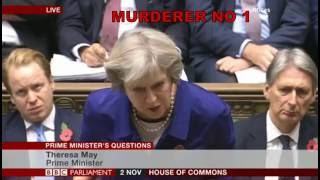 Baixar Prime Minsiters Questions: Theresa 'the murderer' May. Benefit sanctions (2 November 2016)