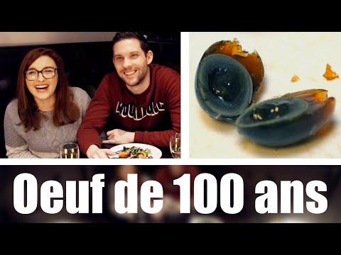 Oeuf de 100 ans VS Mille Pattes ! avec Clarisse
