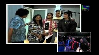 Strong contenders Nirmitee Group out of competition- X Factor India - Episode 30 - 26th Aug 2011