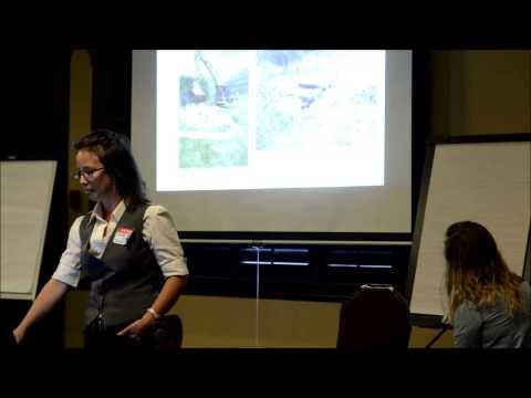 Claire de la Salle and Raegan Mallinson Kootenay Lake Wetland Restoration at CBWN Spring 2015